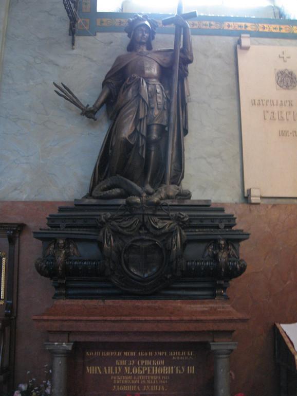 Mihailo III Obrenović