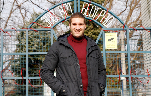 Srboljub Aleksić, prvi čovek Zoo vrta