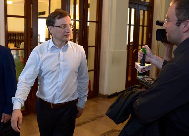 Zbigniew Ziobro PAP/Radek Pietruszka