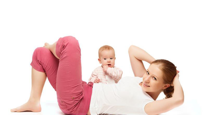 Kiedy wrócić do ćwiczeń po porodzie?