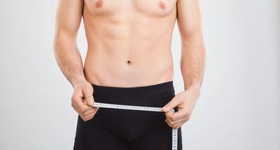 wielkość penisa wysokich mężczyzn kiedy penis jest cięty