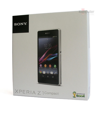 Sony Xperia Z1 Compact – piękna i bestia?