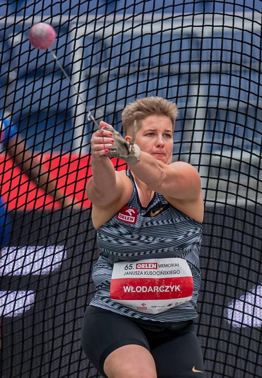 Nasza lekkoatletka wygrała w 2008 roku zawody w Splicie wynikiem 71,84 m.