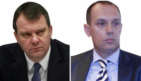 Igor Mirović i Zlatibor Lončar