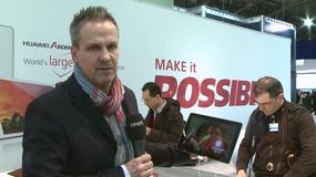 MWC2013: Tablet od Huawei