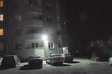 NIS Zgrada u kojoj je stanovao tesko povredjeni S.G. foto Branko Janackovic