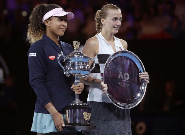 Naomi Osaka i Petra Kvitova