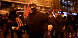 Kolejny dzień protestów po zatrzymaniu rapera. Szokujące sceny na ulicach Hiszpanii