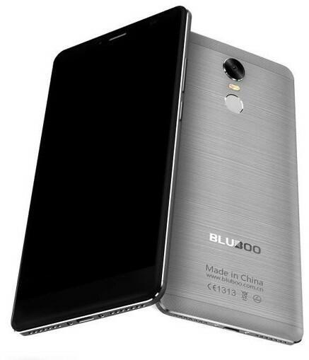 Bluboo Maya Max 32GB Szary