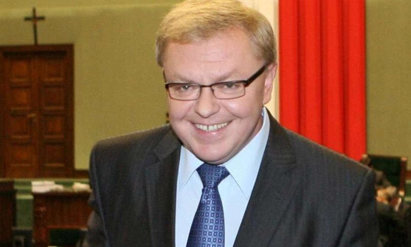 Chlebowski wróci do Sejmu dzięki rodzinie?
