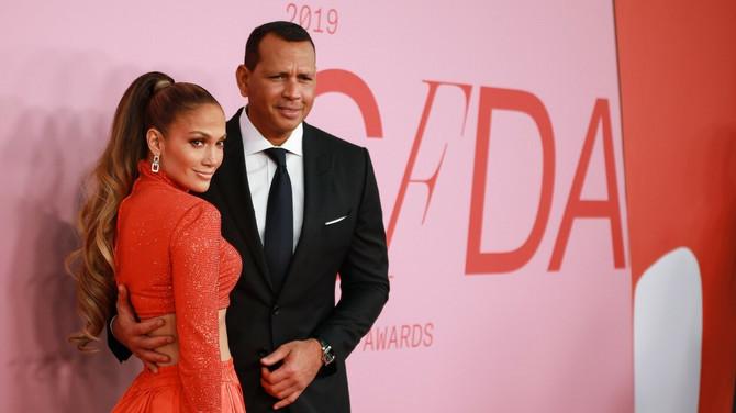 Dženifer Lopez rođena u znaku Lava (24.jul 1969) i njen verenik Aleks Rodrigez