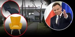 Prezydent Andrzej Duda urządził się w Juracie. Wiemy, ile kosztowały meble. Cena robi wrażenie!