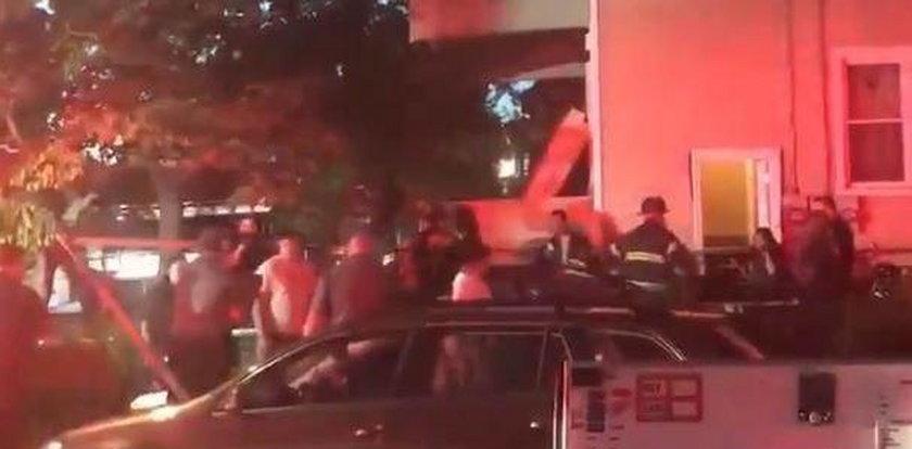 Tragedia na przyjęciu urodzinowym. 15 osób rannych