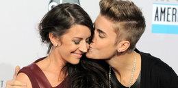Justin Bieber pokazał mamę. Ładna?