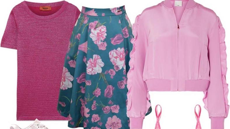 W tym sezonie kolor różowy znajduje zastosowanie w każdej części garderoby a żeby wyglądać supermodnie, ubierz się w róż od stóp do głów! Na szczęście wybór fasonów i odcieni w tym kolorze jest tak duży, że nie musisz się obawiać wyglądu lalki Barbie.