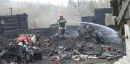 Spłonęli żywcem po pogrzebie