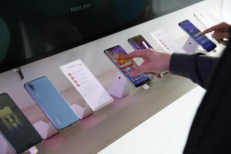 Huawei modeli