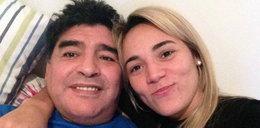 Maradona prosił papieża o udzielenie ślubu