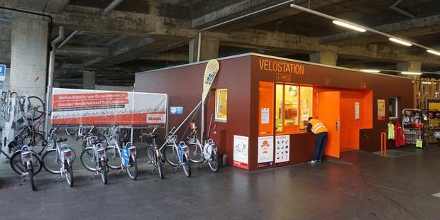 Wypożyczalnia w Lucernie