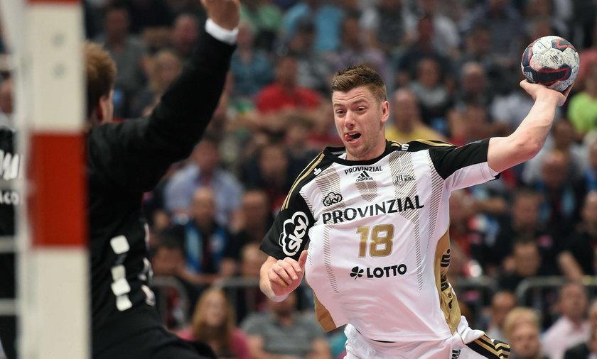 Liga Mistrzów piłki ręcznej THW Kiel SG Flensburg