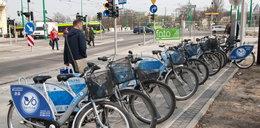 Przetestowali Poznański Rower Miejski