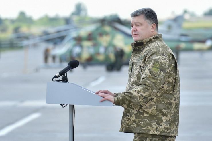 Petro Porosenko predsednik Ukrajine foto Promo