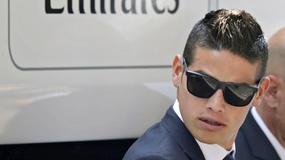 Bayern Monachium powitał na Twitterze Jamesa Rodrigueza