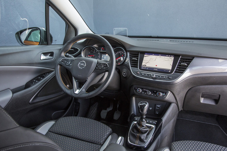 Opel Crossland X 1.2 Turbo Elite