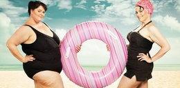 Te dwie dziewczyny to naprawdę ta sama osoba! Schudła 70 kg!