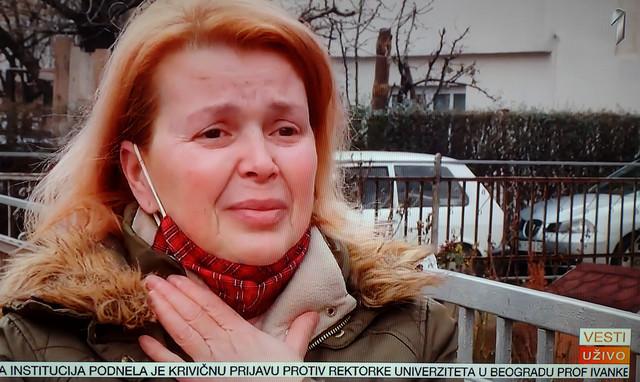 Jelena Domazetović, Jovanova baka