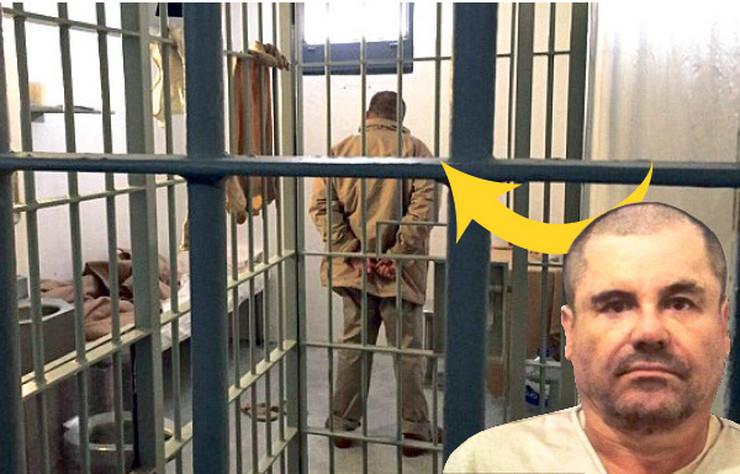 El Čapo u zatvoru