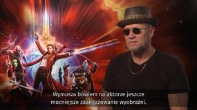 """Strażnicy galaktyki vol. 2"": Michael Rooker o filmie"