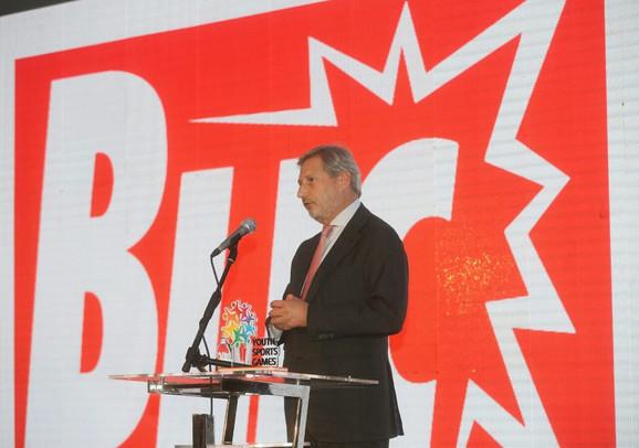 Johanes Han, novi ambasador SIM