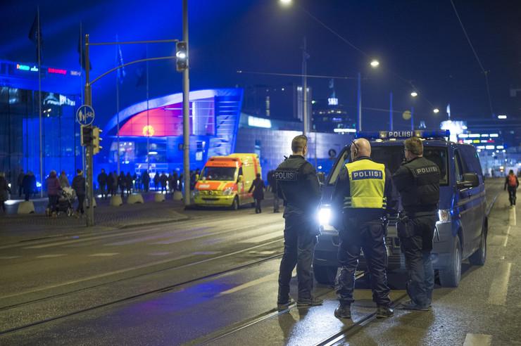 Finska policija epa Markku Ojala
