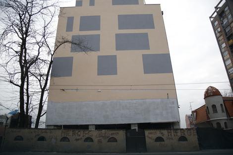 Bez prozora ka Bulevaru