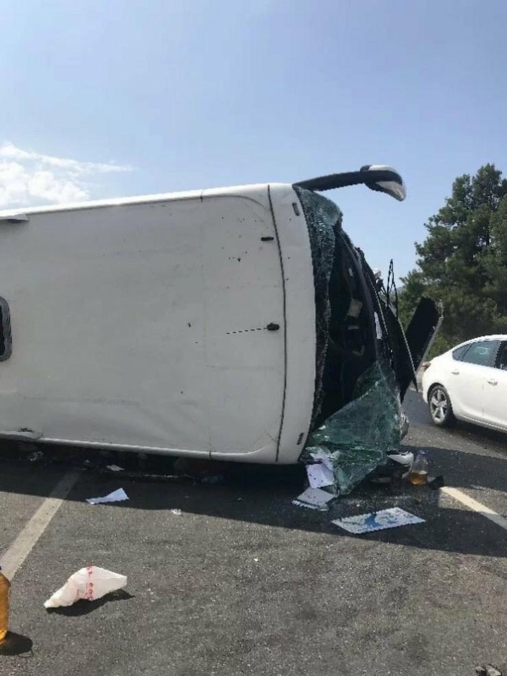 autobuska nesreća