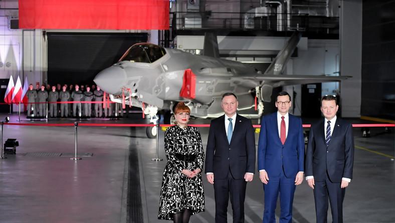 Podpisanie umowy na zakup 32 wielozadaniowych samolotów F-35