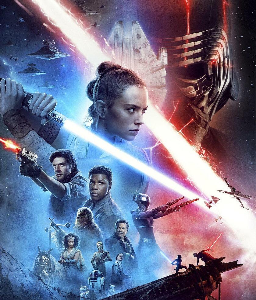 """""""Gwiezdne wojny: Skywalker. Odrodzenie"""""""