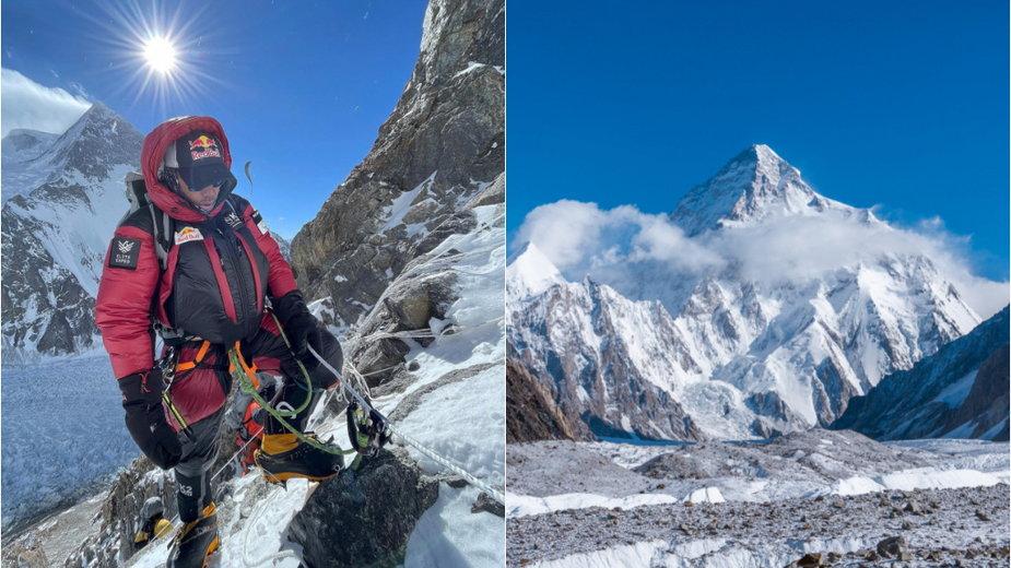 Nirmal Purja pod K2