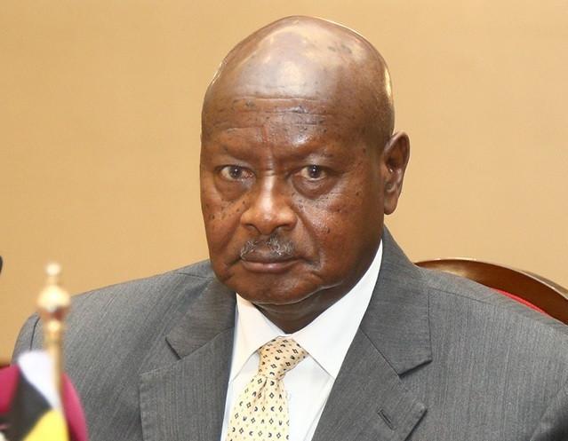 Ugandan President, Yoweri Museveni (AFP)