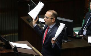 Szczerba odwołany z funkcji szefa polsko-izraelskiej grupy parlamentarnej