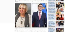 Głupia pomyłka angielskiej gazety. Co zrobili z Morawieckim?