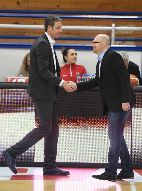 Milenko Topić i Bojan Jovičić