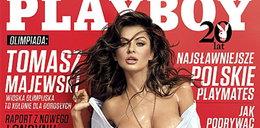 Siwiec nago z Playboya i FHM. Wideo