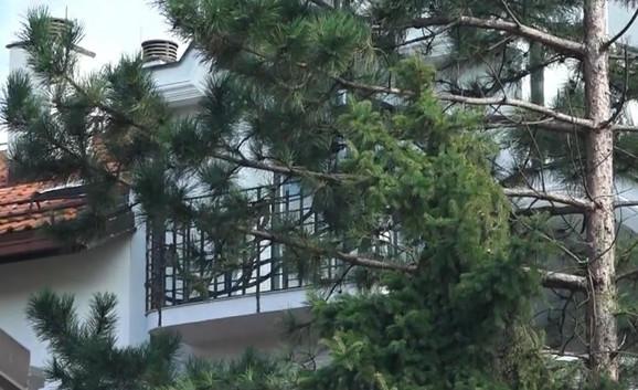 Vila u kojoj je živela Viki Miljković