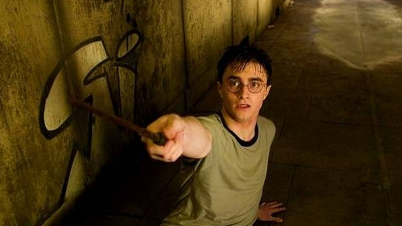 """Kadr z filmu """"Harry Potter i Insygnia Śmierci"""""""