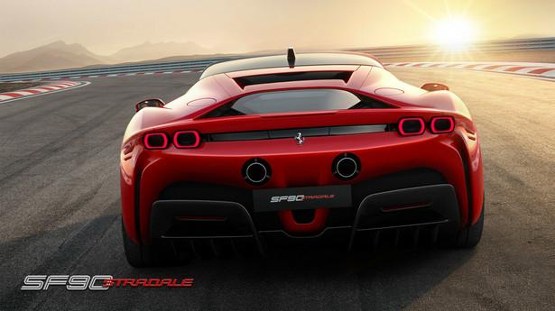 Pierwsze egzemplarze nowej hybrydy będą dostępne dla klientów w pierwszej połowie przyszłego roku. Samochód będzie wyposażony w trzy silniki elektryczne o mocy 220 KM oraz w najmocniejszy spośród wszystkich 8-cylindrowych silników w historii Ferrari - spalinowy silnik z turbo doładowaniem V8 o mocy 780 koni mechanicznych.