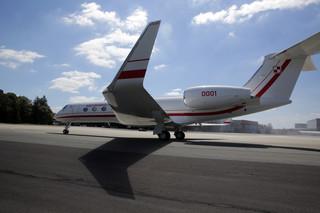 Pierwszy z nowych samolotów dla VIP-ów w Warszawie. MON: przywracamy normalność