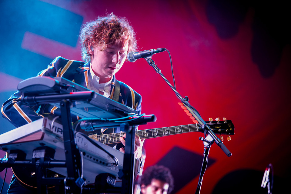 The Kooks na Orange Warsaw Festival 2014