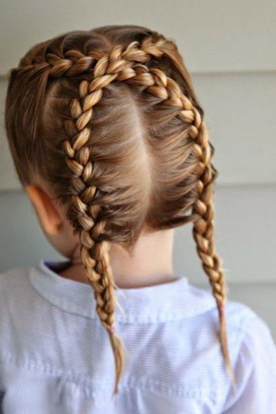 14 Fryzur Dla Dziewczynek Które Pokocha Twoja Córeczka I
